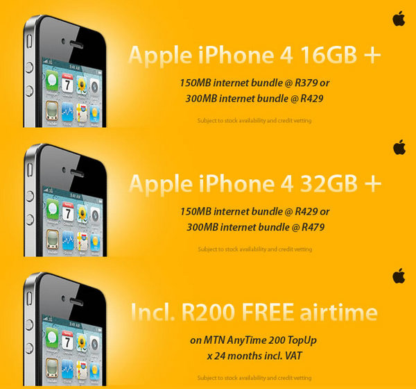 Iphone contract deals at vodacom