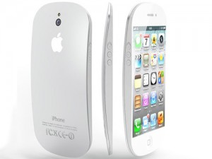 iPhone 5 Curved Glass