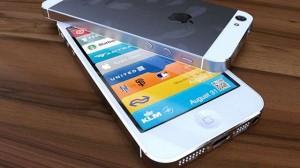 iPhone 5 Render